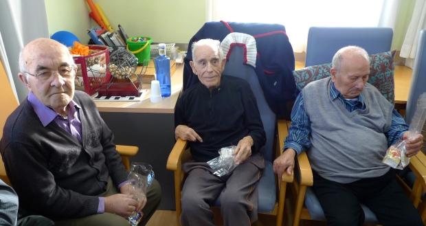 Pepe, Félix y Vicente