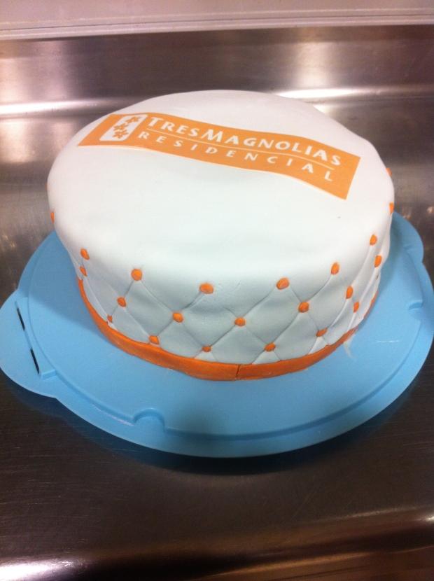 Esto no parece un pastel, pero no lo es. Es una obra de arte