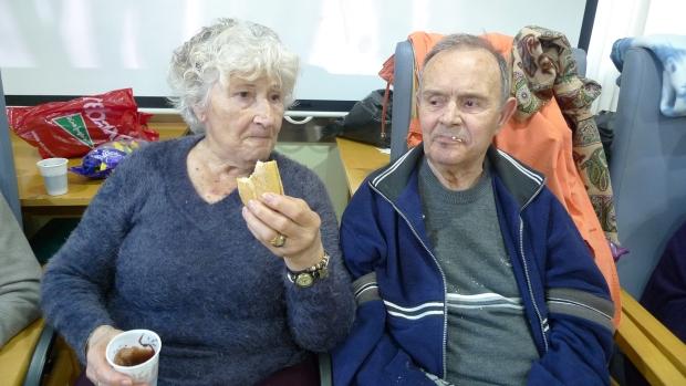 Carmen y Vicente